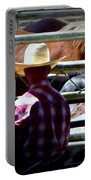 Cowboys Corral Portable Battery Charger