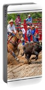 Cowgirl Gotcha Portable Battery Charger