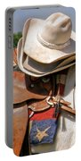 Cowgirl Hats Portable Battery Charger
