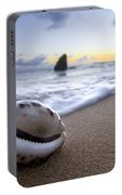 Cowrie Sunrise Portable Battery Charger