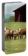Cows8918 Portable Battery Charger