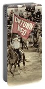 Cowtown Grand Entry Portable Battery Charger