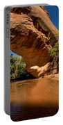 Coyote Natural Bridge - Coyote Gulch - Utah Portable Battery Charger by Gary Whitton