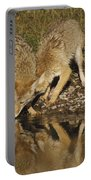 Coyotes Portable Battery Charger