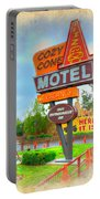 Cozy Cone Portable Battery Charger