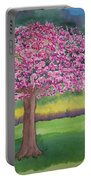 Crab Apple Tree Portable Battery Charger