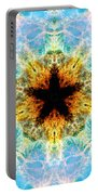 Crab Nebula Iv Portable Battery Charger