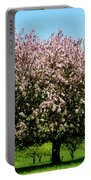 Crabapple Orchard Portable Battery Charger
