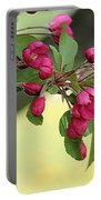 Crabapple Tree Named Prairiefire Portable Battery Charger