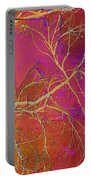 Crackling Branches Portable Battery Charger