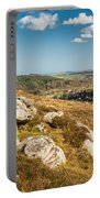 Crags Over Rothbury Portable Battery Charger