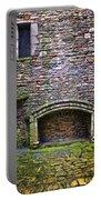 Craigsmillar Castle Kitchen Fireplace Portable Battery Charger