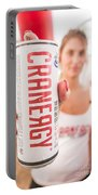 Cranberry Energy Juice  Portable Battery Charger