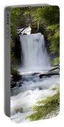 Crandel Creek Falls Portable Battery Charger