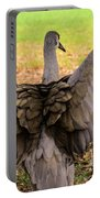 Crane Spreading Wings Portable Battery Charger