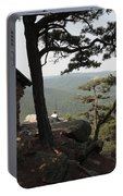 Cranny Crow Overlook At Lost River State Park Portable Battery Charger