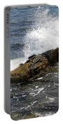 Crashing Waves - Rhode Island Portable Battery Charger
