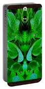 Creatures In The Green Fauna Portable Battery Charger