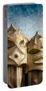 Creatures Of La Pedrera Portable Battery Charger
