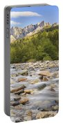 Creek And Castle Crags Portable Battery Charger
