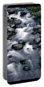 Creek Flow Polyptych Portable Battery Charger