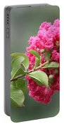 Crepe Myrtle Branch Portable Battery Charger