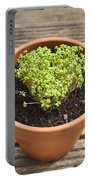 Cress Heart Portable Battery Charger