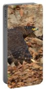 Crested Serpent Eagle Portable Battery Charger