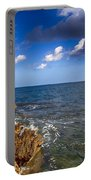 Crete Landscape Portable Battery Charger