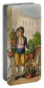 Cries Of London The Garden Pot Seller Portable Battery Charger