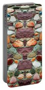 Crimson Field Stone Portable Battery Charger