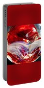 Crimson Orb Portable Battery Charger