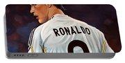 Cristiano Ronaldo Portable Battery Charger