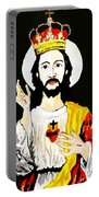 Cristo Rei Portable Battery Charger