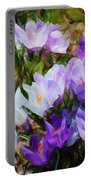 Crocus Fantasy Portable Battery Charger