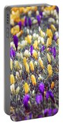 Crocus Field Portable Battery Charger