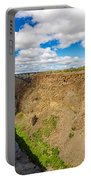 Crooked River Canyon And Bridge Portable Battery Charger