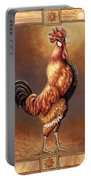 Crooner The Rooster Portable Battery Charger