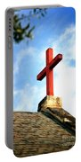 Cross Church Roof Portable Battery Charger