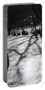 Crossing Over - Central Park - Nyc Portable Battery Charger