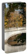 Crossing Over Into Autumn Portable Battery Charger
