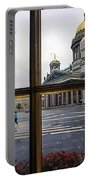 Crossing Over St. Basil Cathedral Portable Battery Charger