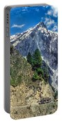 Crossing The Himalayas Portable Battery Charger