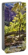 Crossover The Bridge - Zion Portable Battery Charger