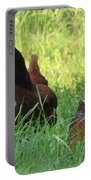 Crowing Rooster Portable Battery Charger