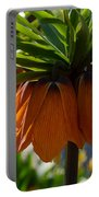 Crown Imperial Flowers Portable Battery Charger