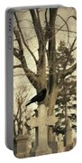 Crow's Cross Portable Battery Charger