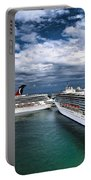 Cruise Ships Port Everglades Florida Portable Battery Charger
