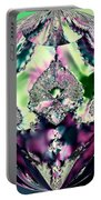 Crystal Royale Fractal Portable Battery Charger