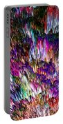 Crystalline Crimsonicity Portable Battery Charger